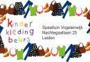 Kinderkledingbeurs zaterdag 7 april 14:00 uur