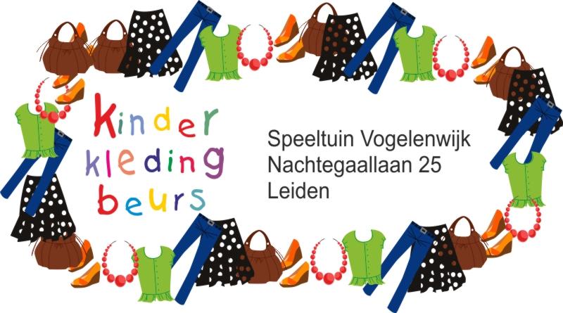 Kinderkledingbeurs zaterdag 6 april 14:00 uur