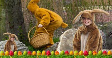 Paaseieren zoeken op woensdag 17 april 15:00 uur